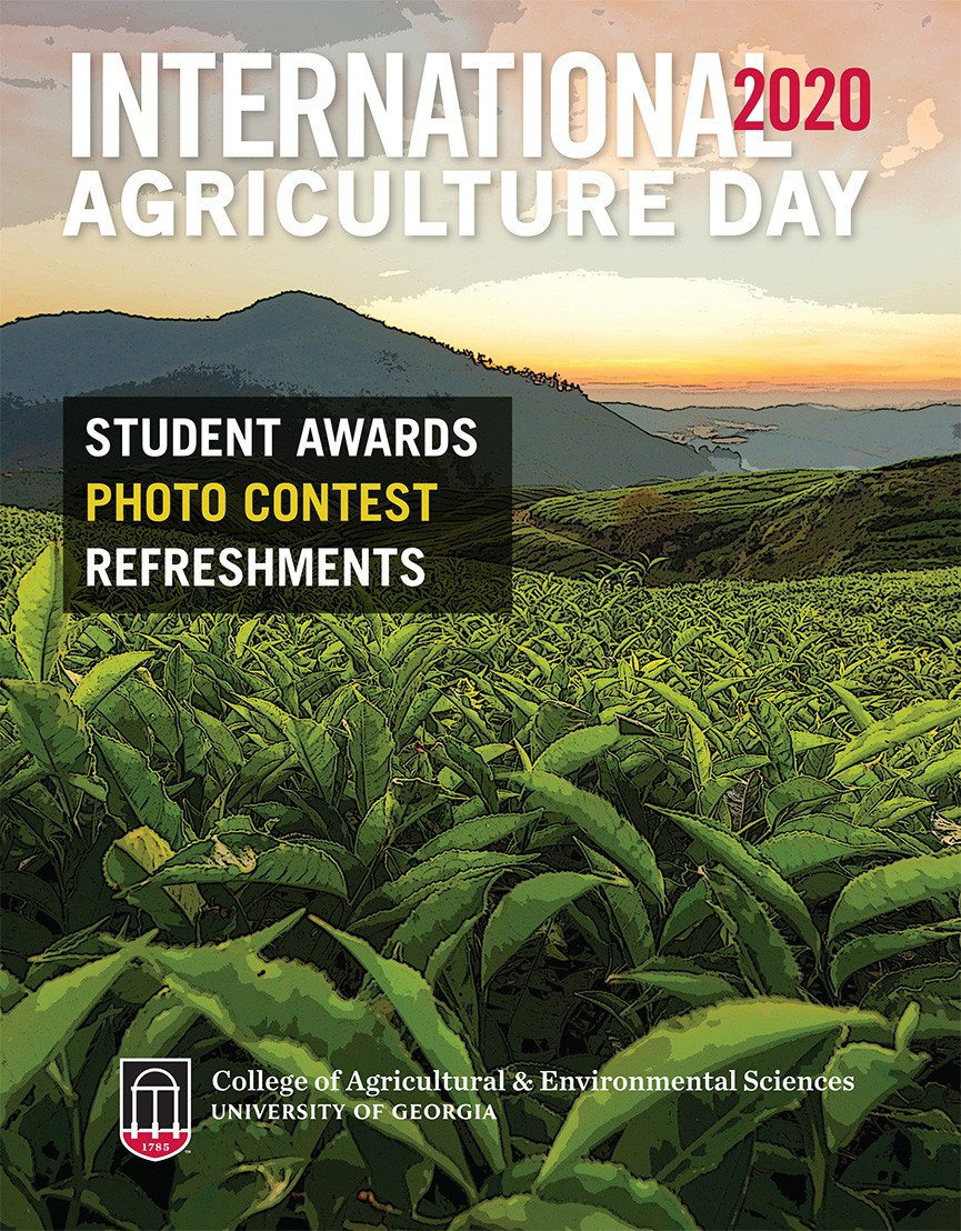 International Ag Day Poster Artwork